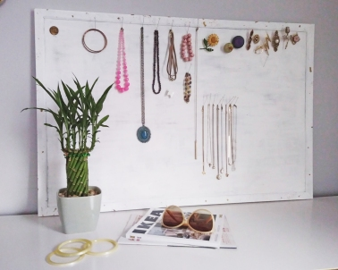 Jewelry Display Tutorial